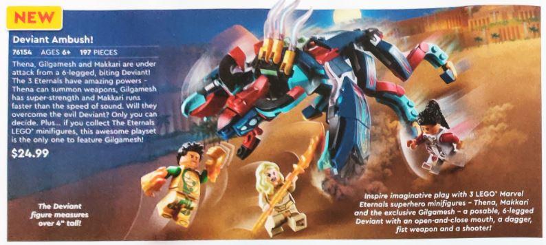 LEGO® 76154 - Deviant Ambush!