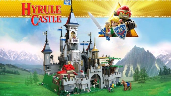 IDEAS - Hyrule Castle