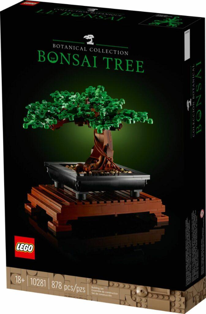 LEGO 10281 - Drzewko bonsai