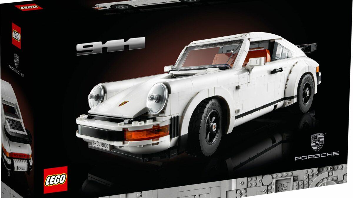 LEGO 10295 - Porsche 911