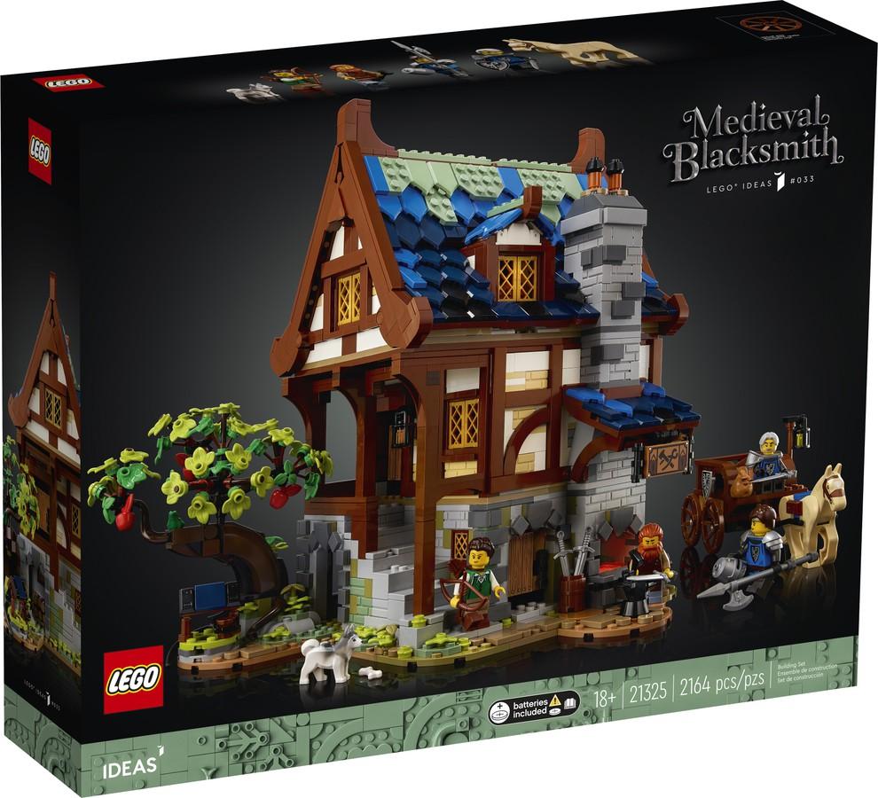 LEGO 21325 - front pudełka