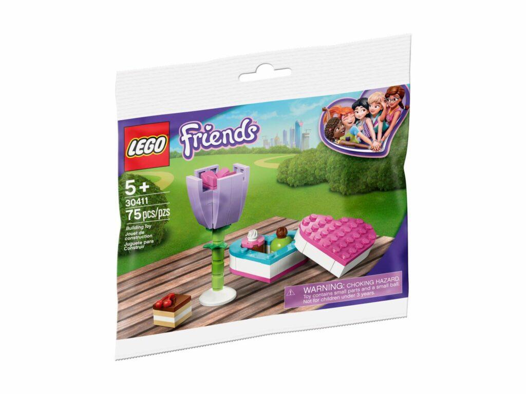 LEGO® 30411 - Bombonierka i kwiaty