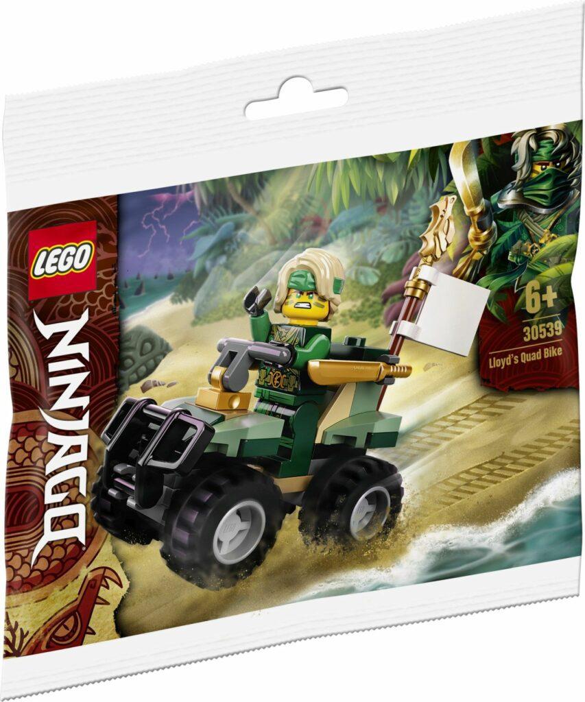 LEGO® 30539 - Quad Lloyda