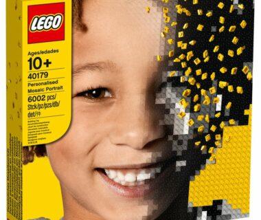 LEGO® 40179 - personalizowana mozaika