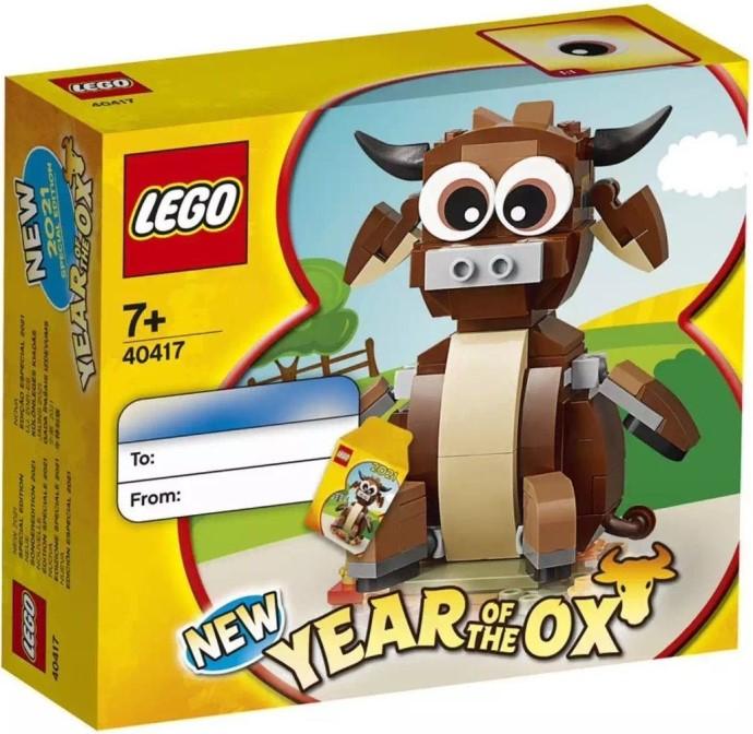 LEGO® 40417 - Rok bawoła