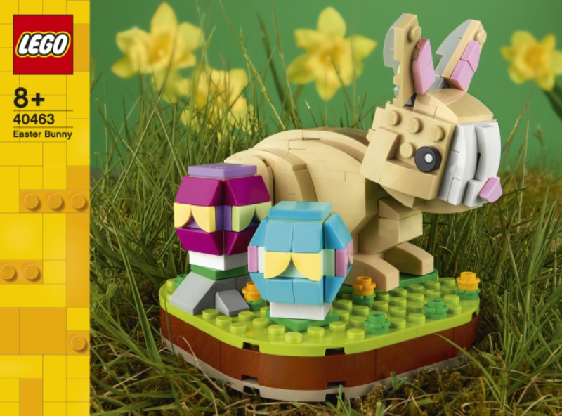 LEGO 40463 - Zajączek wielkanocny