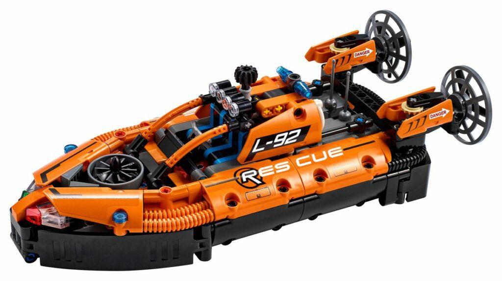 LEGO® 42120 - model główny