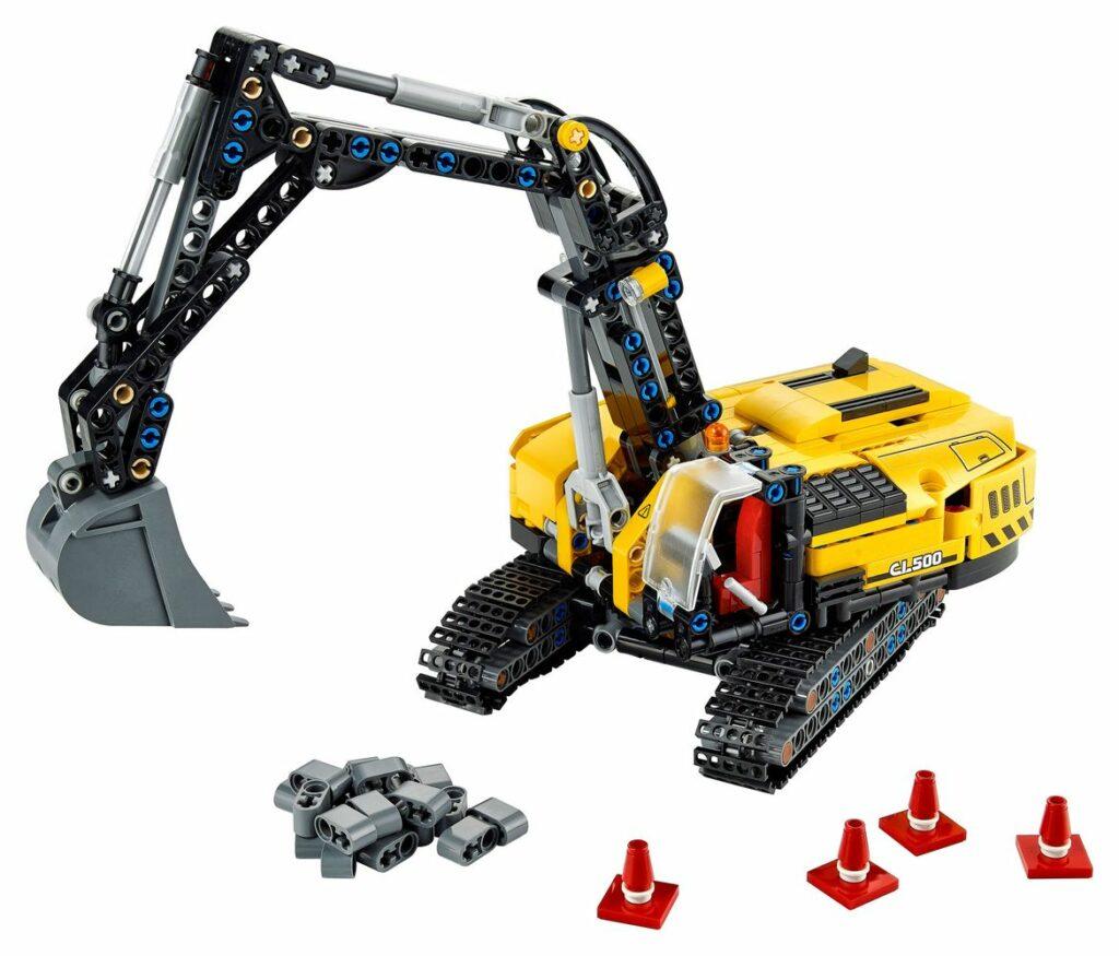 LEGO® 42121 - model główny