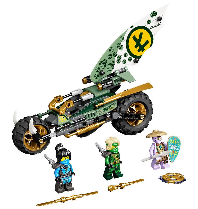 LEGO 71745 - detale