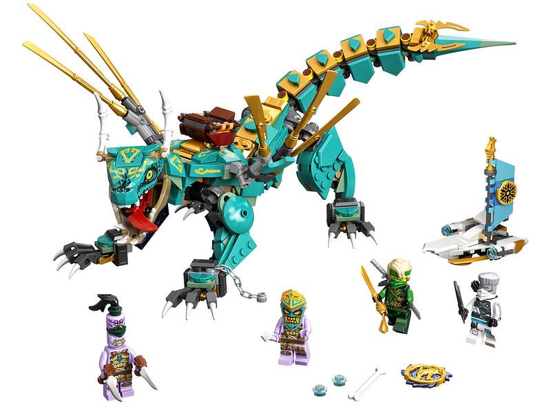 LEGO 71746 - detale