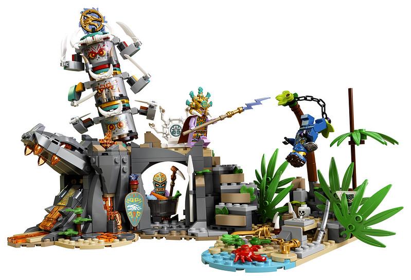 LEGO 71747 - detale