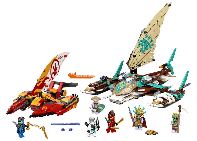 LEGO 71748 - detale