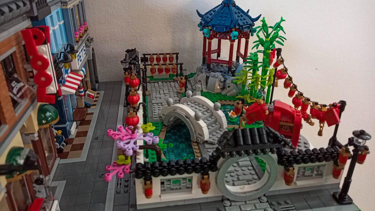 LEGO - Chińskie święto latarni - recenzja