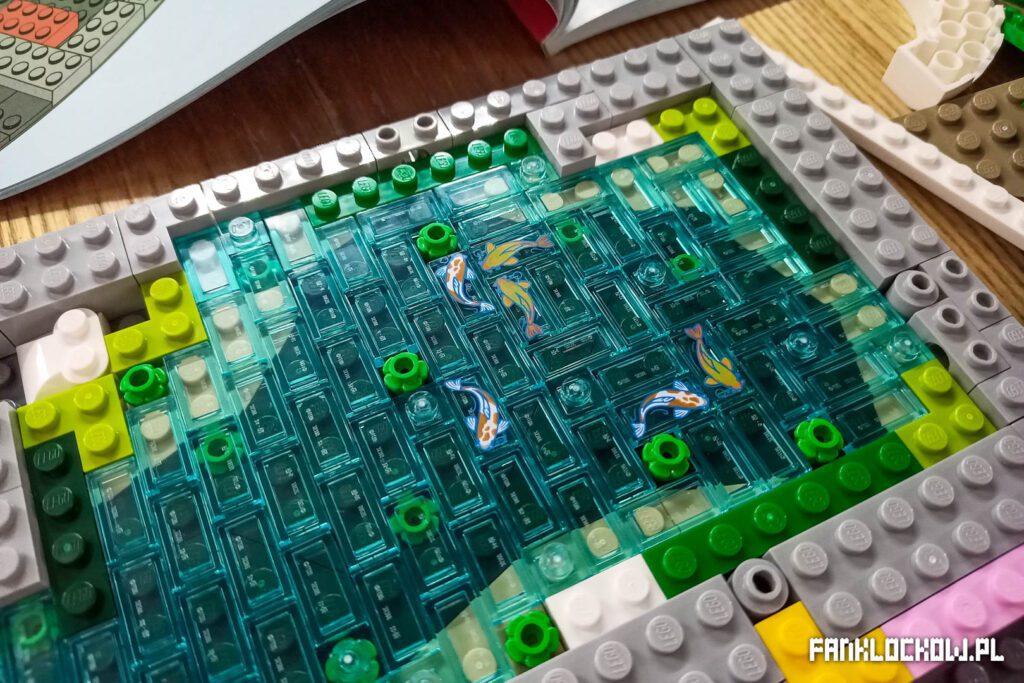 LEGO Chińskie święto latarni - staw