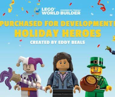 LEGO Holiday Heroes