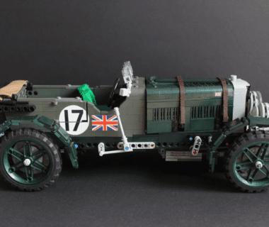 LEGO IDEAS Bentley Blower