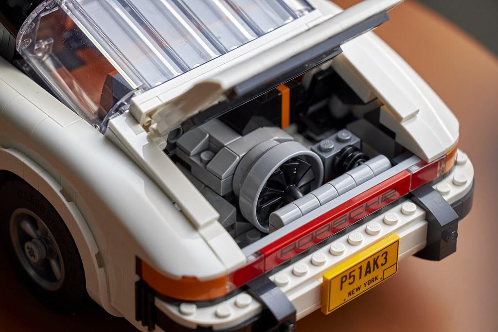 LEGO® Porsche 911 - silnik