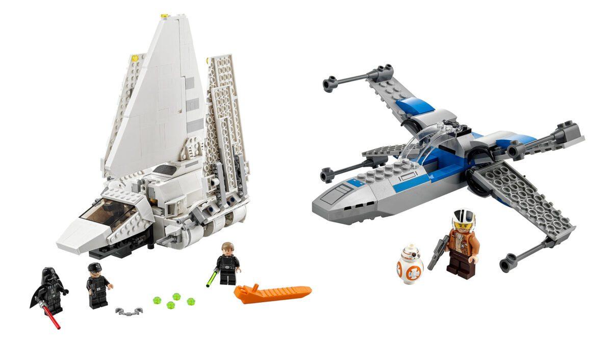 LEGO Star Wars - marzec 2020