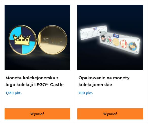 LEGO VIP 18.01.2021