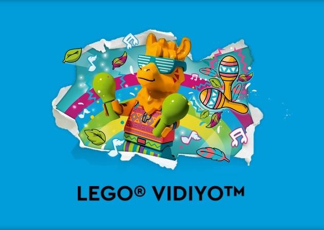 Pierwsza zapowiedź LEGO® VIDIYO™