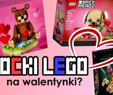 LEGO na walentynki