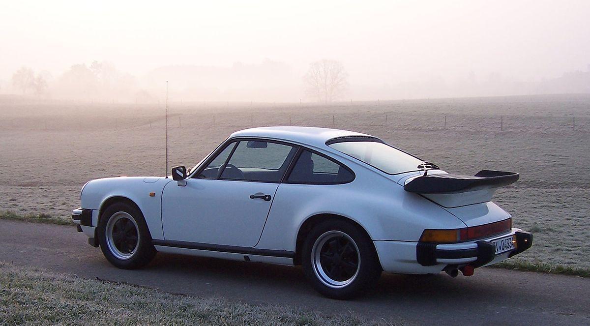 Porsche - 911SC - 1981. Źródło: Wikipedia