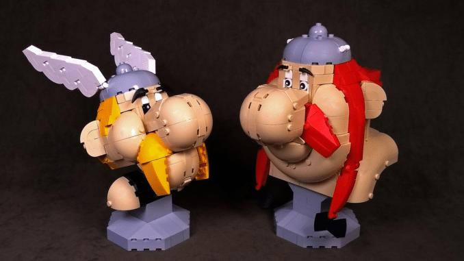 IDEAS Asterix i Obelix