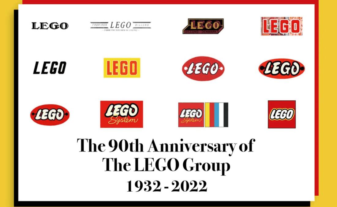90 rocznica LEGO 2022
