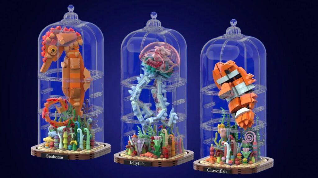 IDEAS: Marine Life