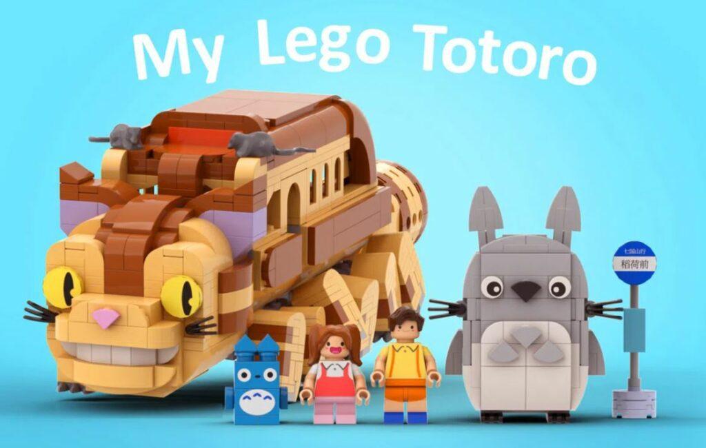IDEAS -Totoro