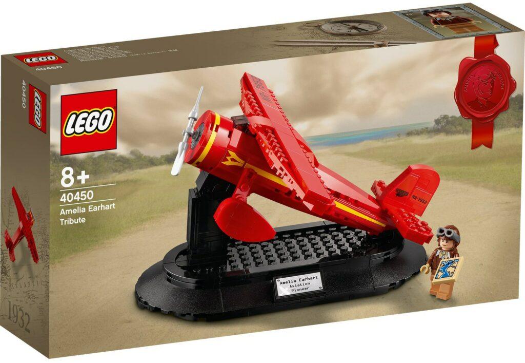 LEGO® 40450 - Amelia Earhart Tribute