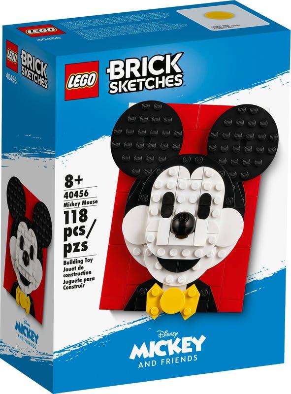 LEGO® 40456 - Myszka Miki
