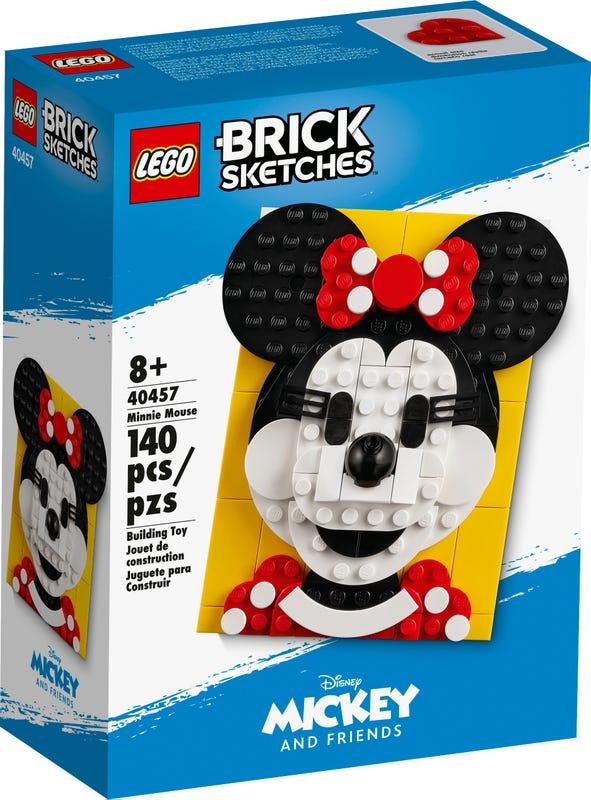 LEGO® 40457 - Myszka Minnie