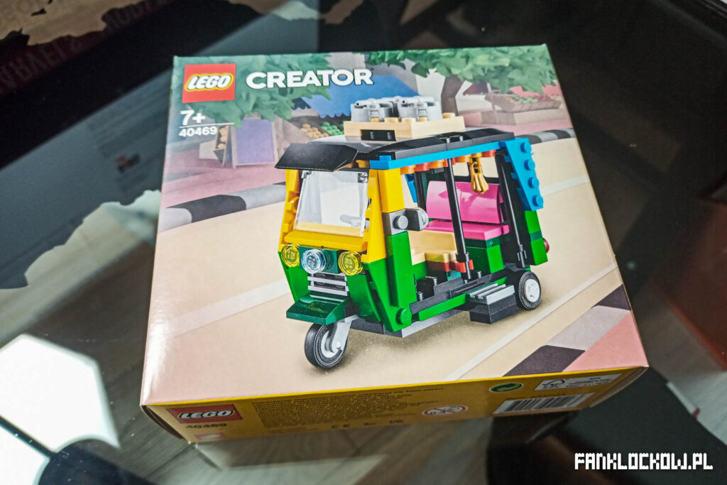 LEGO® 40469 - pudełko