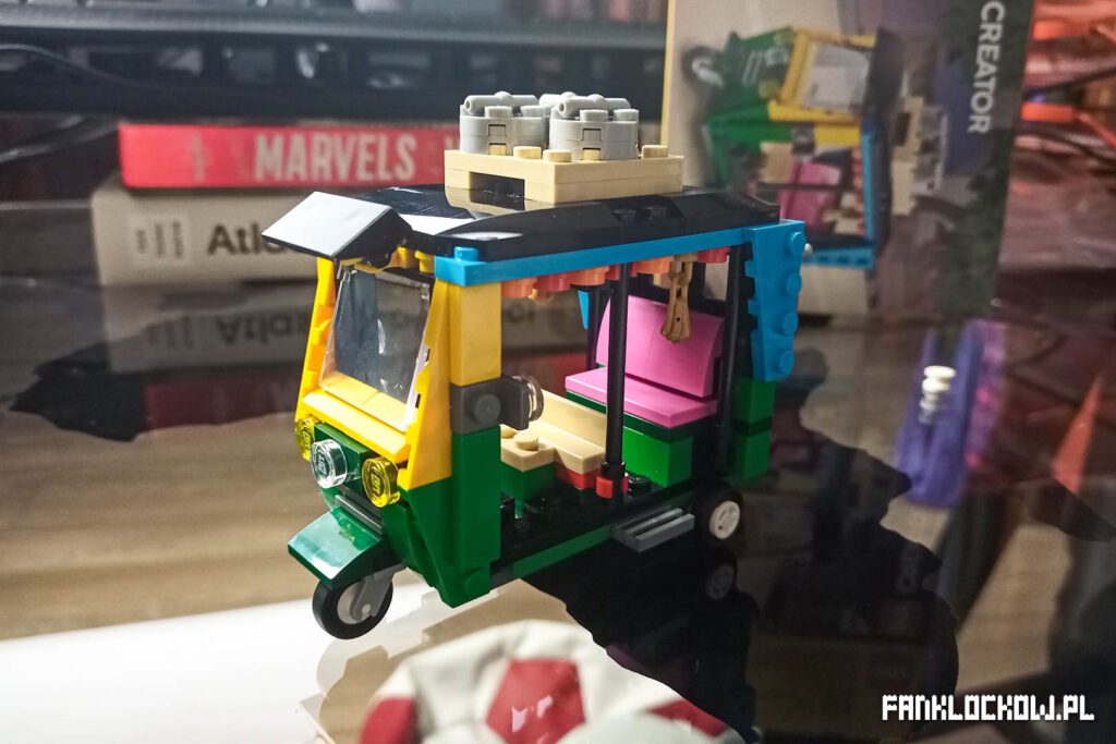 LEGO® 40469 - model po zbudowaniu