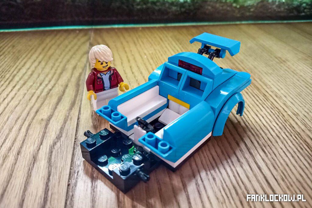 LEGO 60285 - budowa