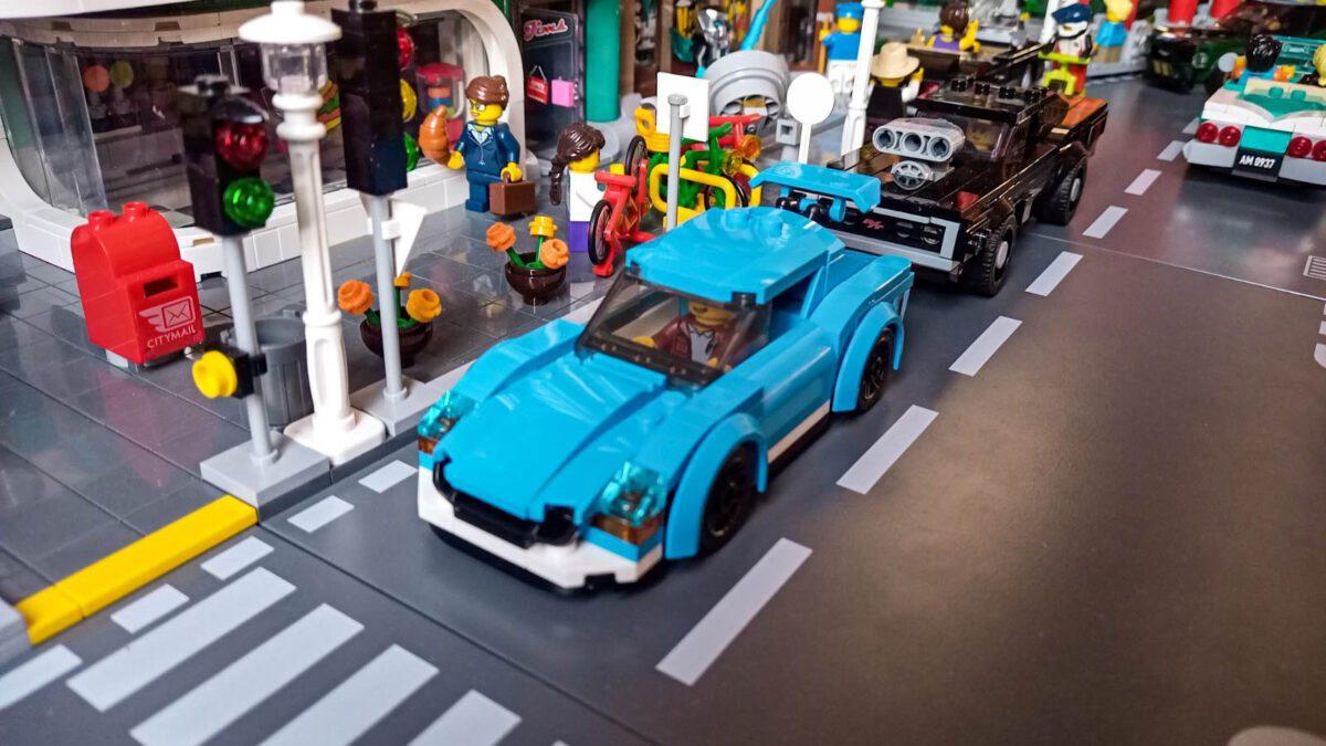 LEGO 60285 - recenzja