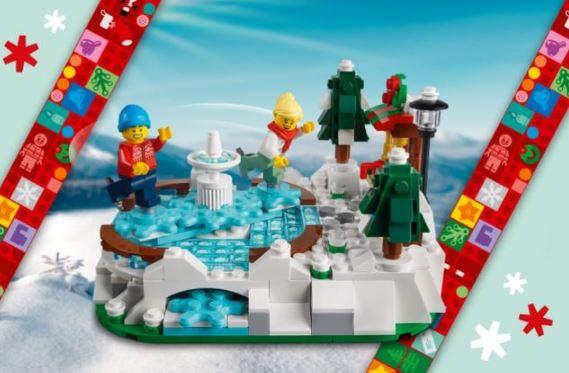 LEGO Lodowisko znów dostępne!