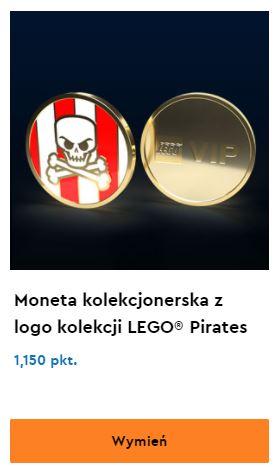 LEGO® VIP - piracka moneta