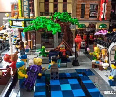 LEGO® - Drzewko bonsai na makiecie