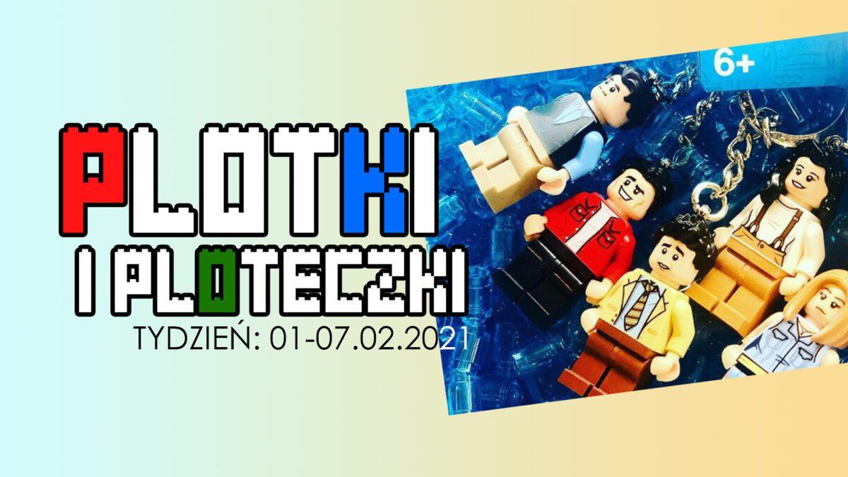 LEGO plotki i ploteczki 1-7.02.2020