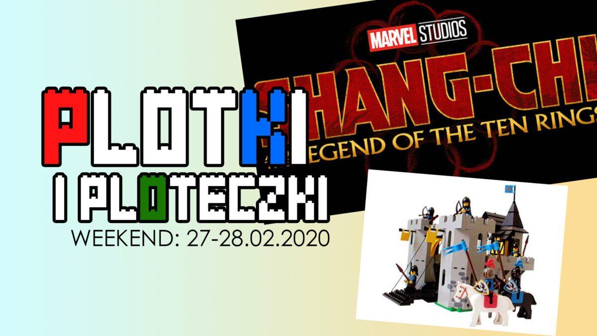 Plotki ploteczki LEGO® 27-28.02.2021