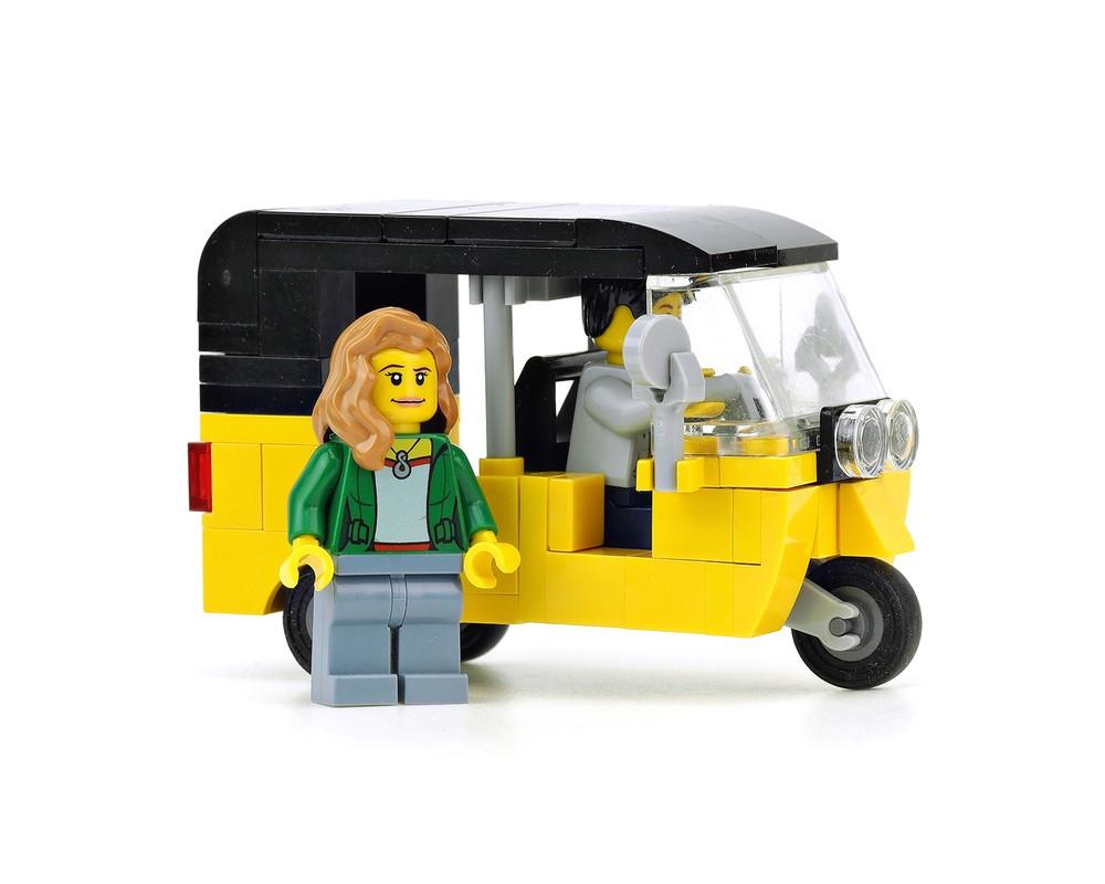 LEGO® Tuk-tuk MOC