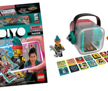 LEGO® VIDIYO™ - pierwsze zdjęcia