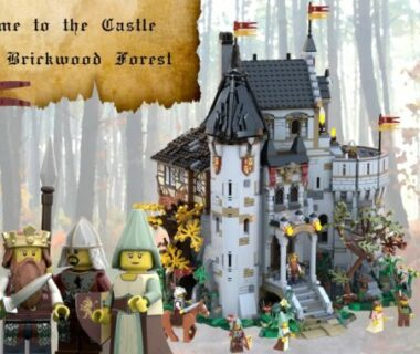 IDEAS - Castle of Brickwood Forest