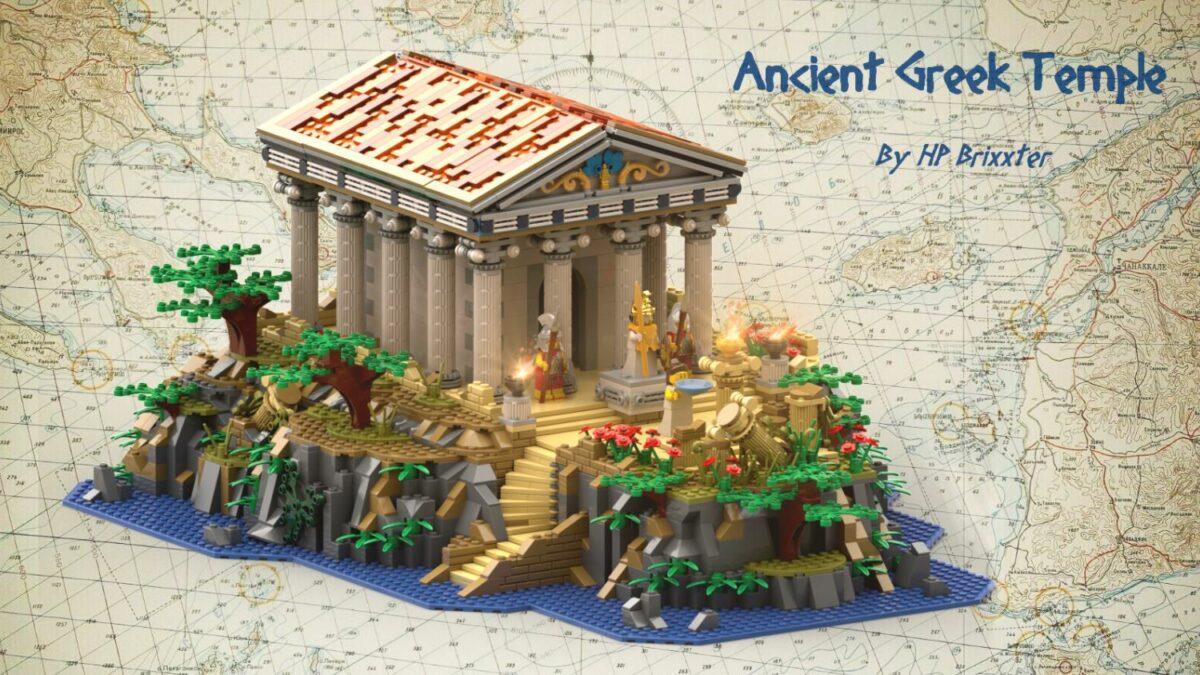 IDEAS - Greek Temple