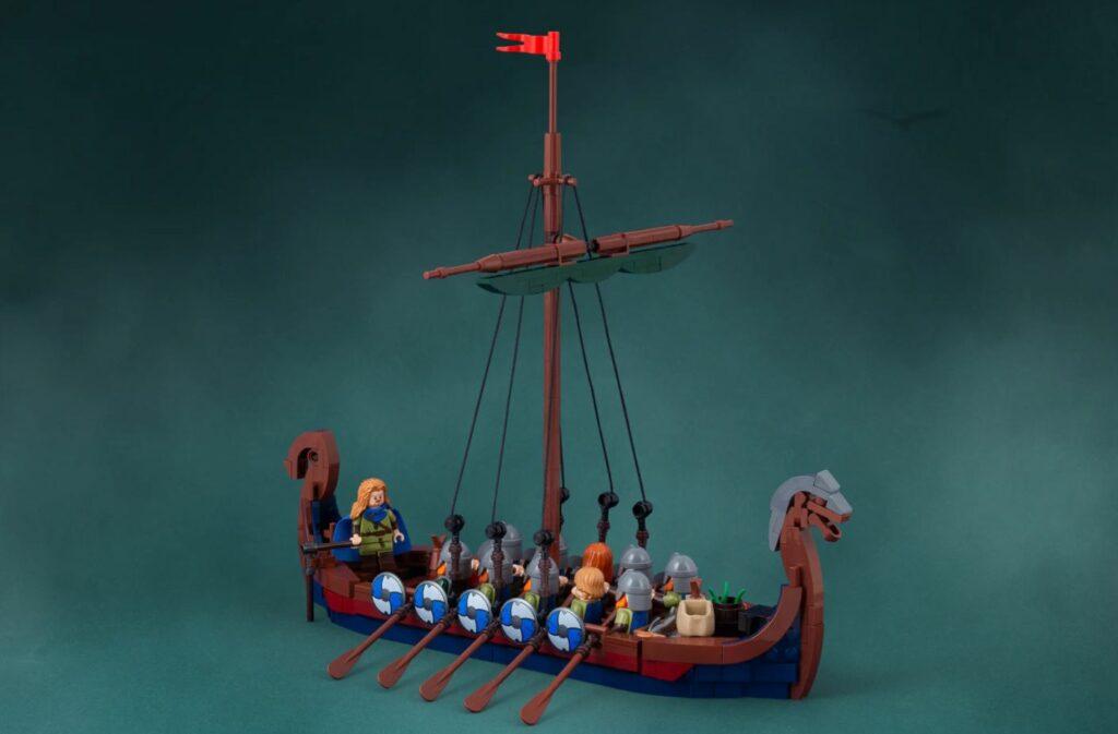 IDEAS - Viking Longship