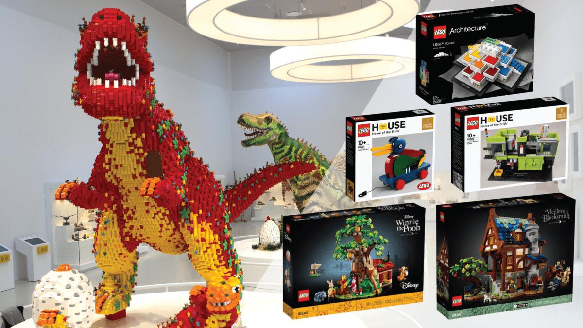 Konkurs IDEAS: LEGO House
