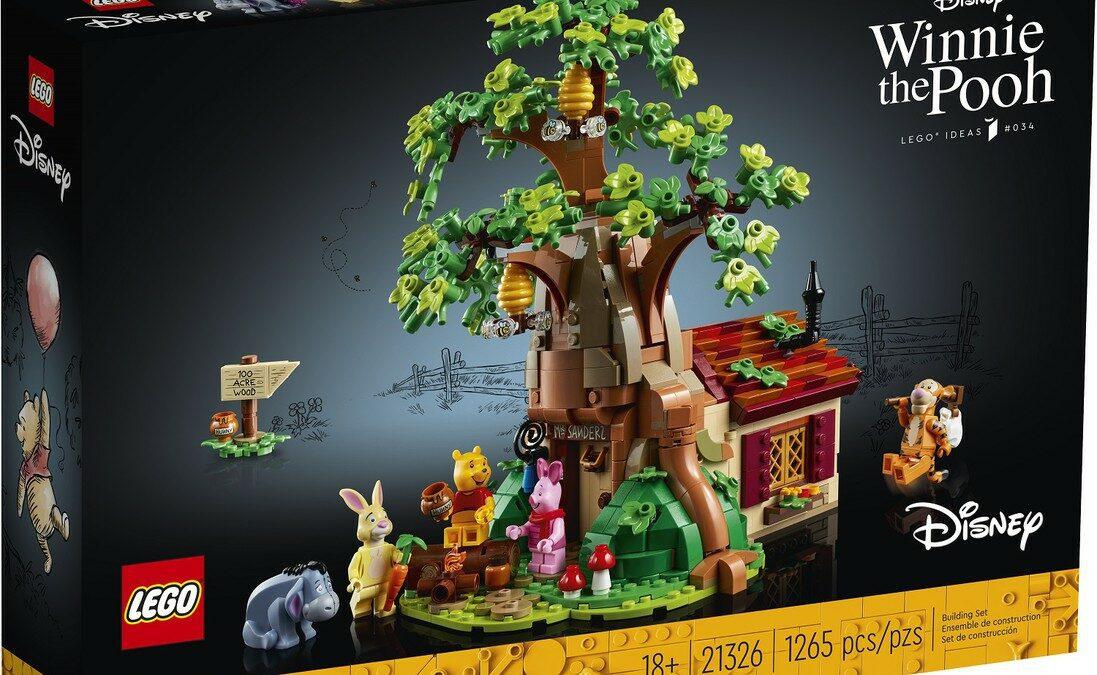 LEGO 21326 - Kubuś Puchatek