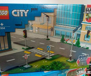 LEGO 60304 - Płyty drogowe